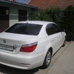 Autófólia - fehér BMW