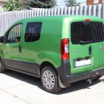 Autófólia - zöld Fiat