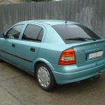 Autófólia - Opel Astra Classic