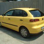 Autófólia - Seat